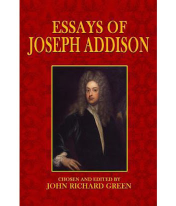 joseph addison essay sir roger at church