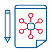 channel planning icon