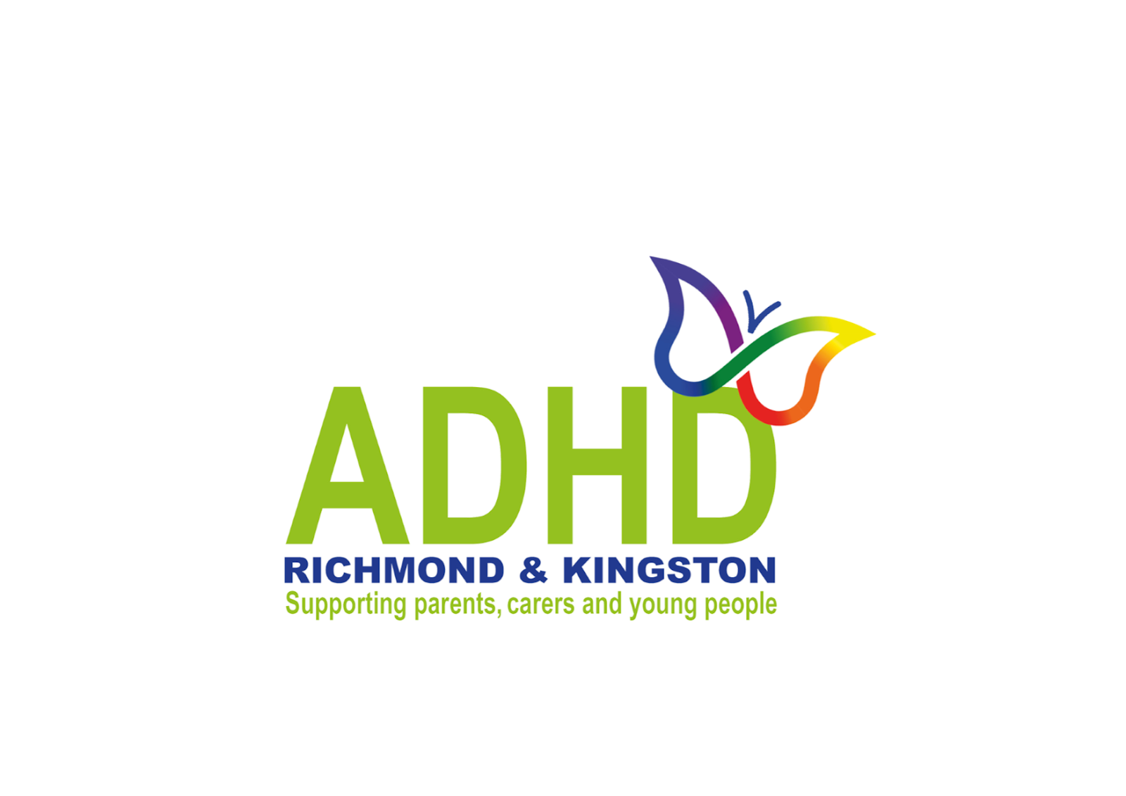 """May be an image of text that says """"ADHD RICHMOND & KINGSTON Supporting parents, carers and young people"""""""
