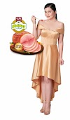 DIMPLES ROMANA CHALLENGES YOU TO LEVEL UP YOUR HOLIDAYS WITH CDO PREMIUM HOLIDAY HAM!