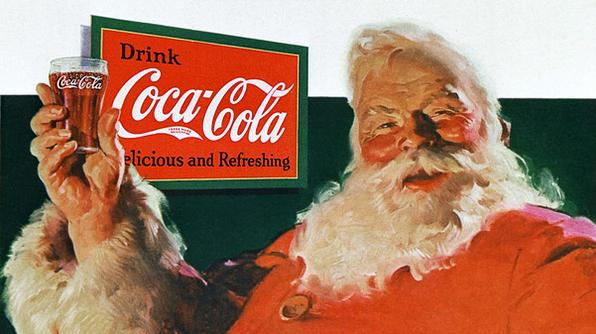 Coke Lore - Santa Claus