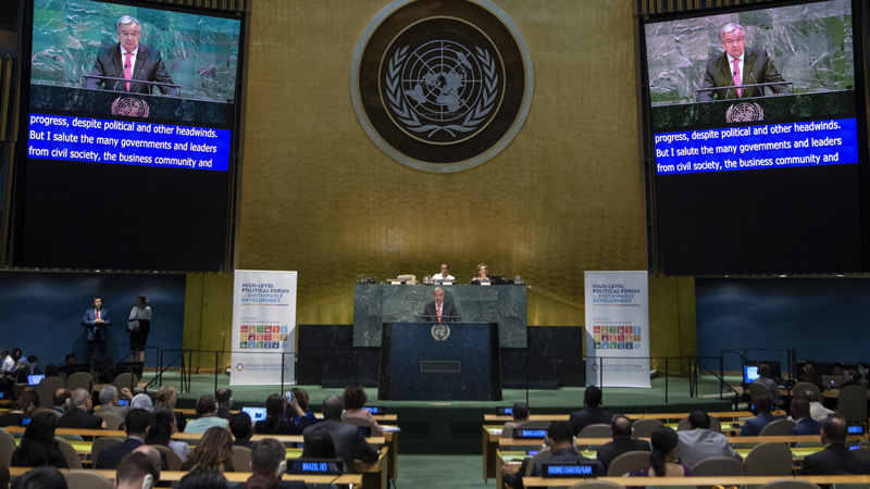 UN forum reveals continued disconnect between SDGs and local work