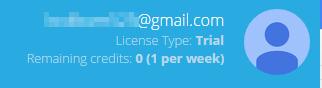 Snapverter license type