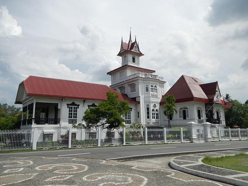 Aguinaldo Shrine in Cavite Philippines