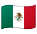 Flag: Mexico on Google Android 11.0