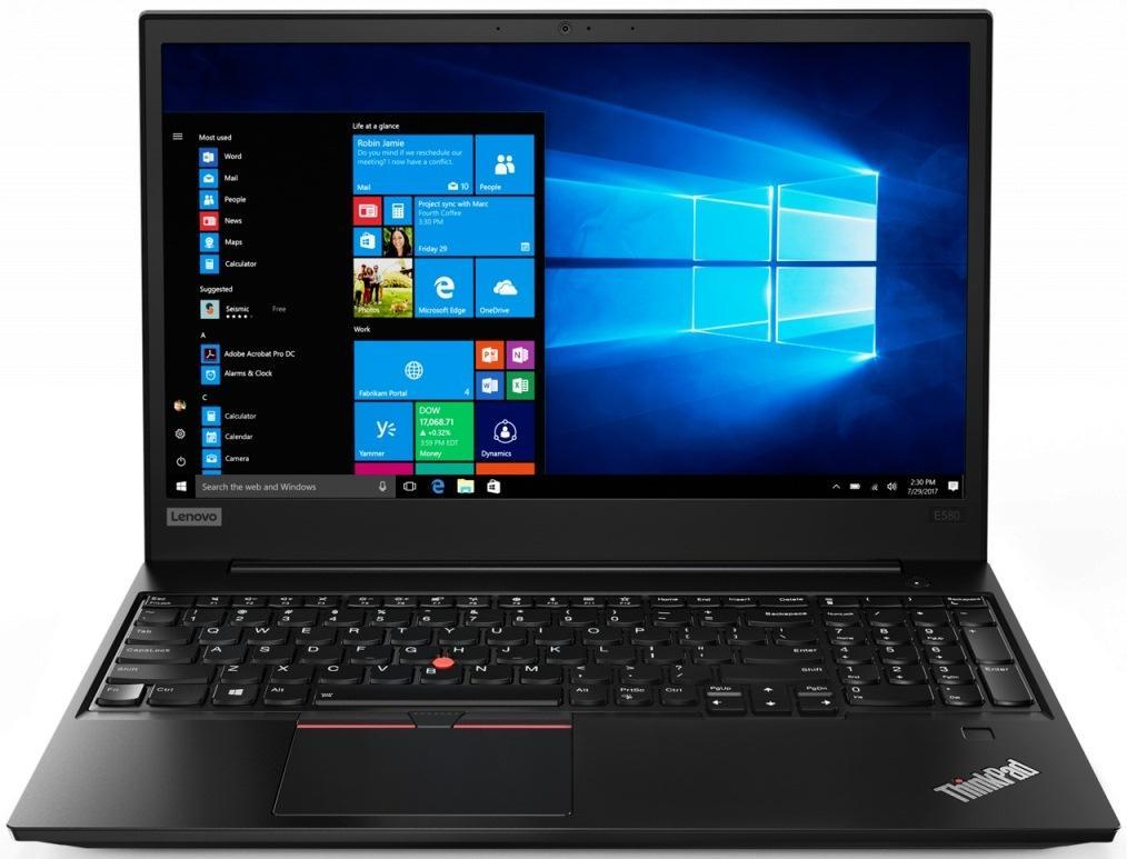 Фото1  Ноутбук ThinkPad E580 (20KS005ART)