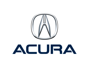 Acura logo featuring Android Auto Compatible car