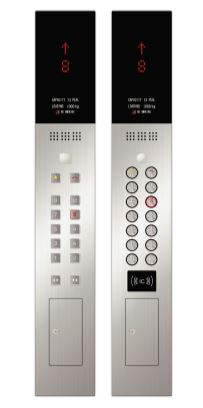 Mẫu bảng gọi tầng thang máy