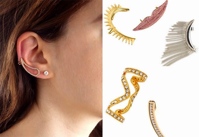hình ảnh Những kiểu khuyên tai nữ cá tính đẹp nhất hiện nay - số 1