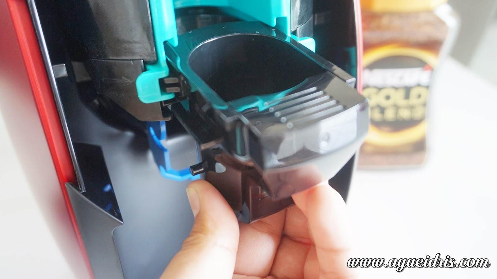 Nescafe Gold Barista Coffee Machine cara guna harga (7).JPG