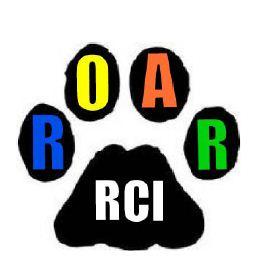 Roar Paw Print