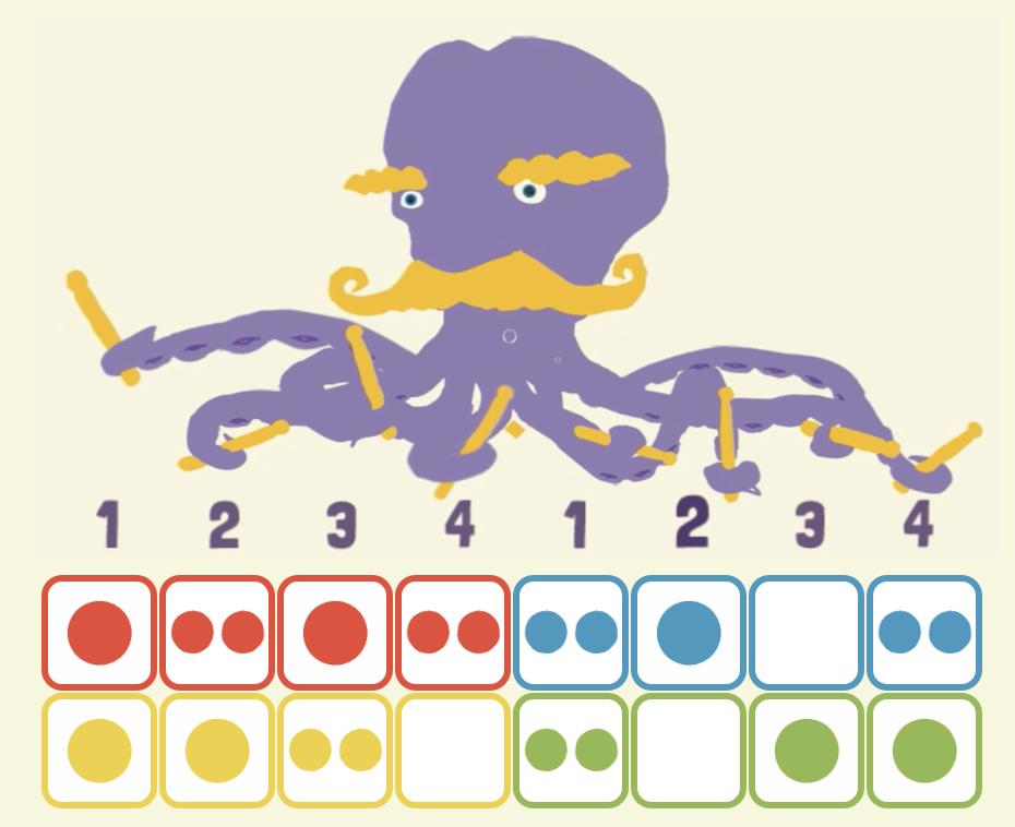 Igor the Octopus
