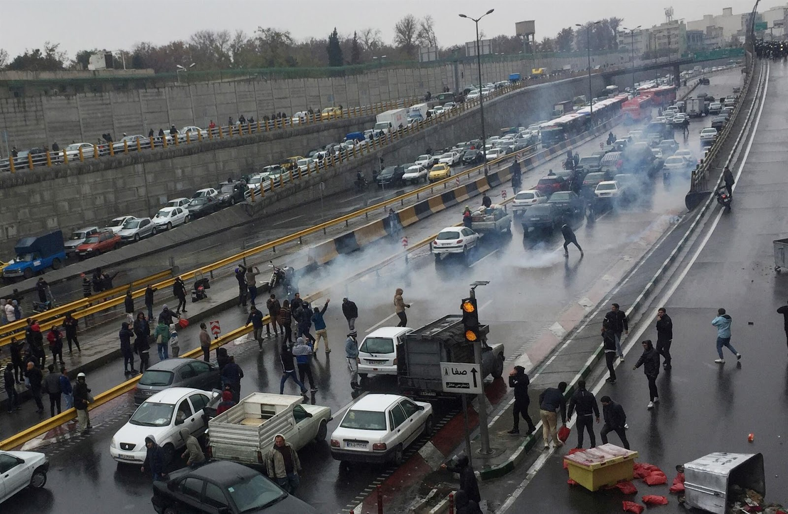 Image result for iran clashes