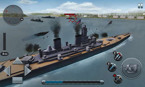 Ships of Battle : The Pacific- screenshot thumbnail