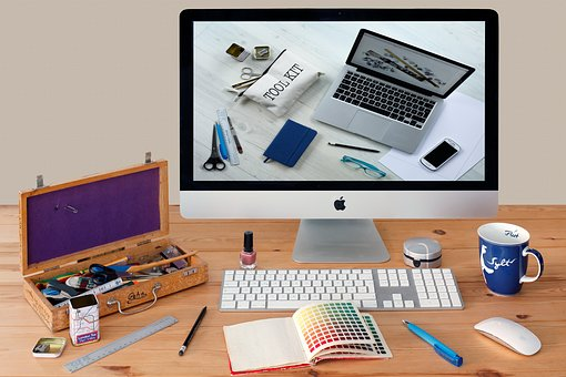 Communication, Workplace, Imac, Desktop