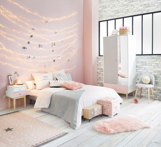 Trang trí nội thất phòng ngủ Hàn Quốc - Saigonfurniture.com