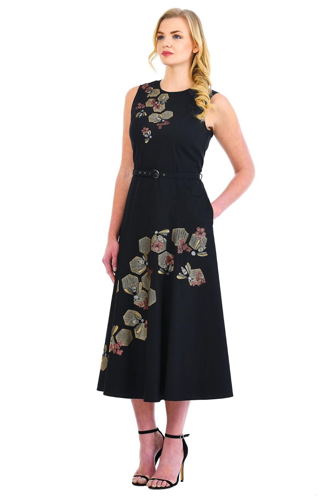 how to wear midi dress