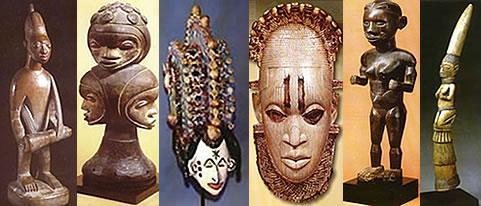 Resultado de imagem para arte africanas