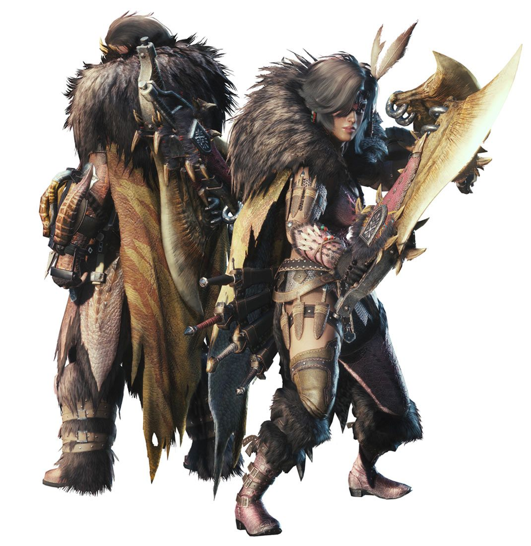 dual blades Monster Hunter World: Iceborne solo weapons