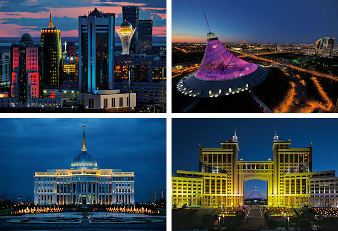 Capital of Kazakhstan
