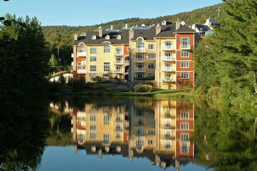 Magnificient cottages for rent in Tremblant, Quebec #6