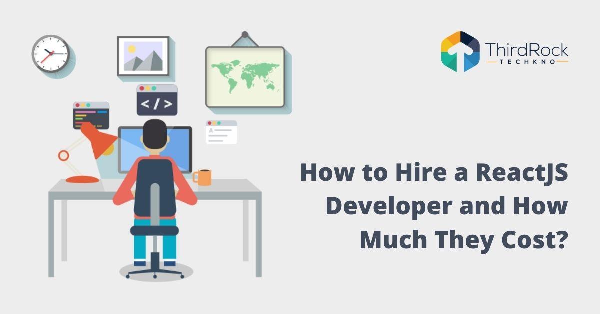 Hire ReactJS Developer