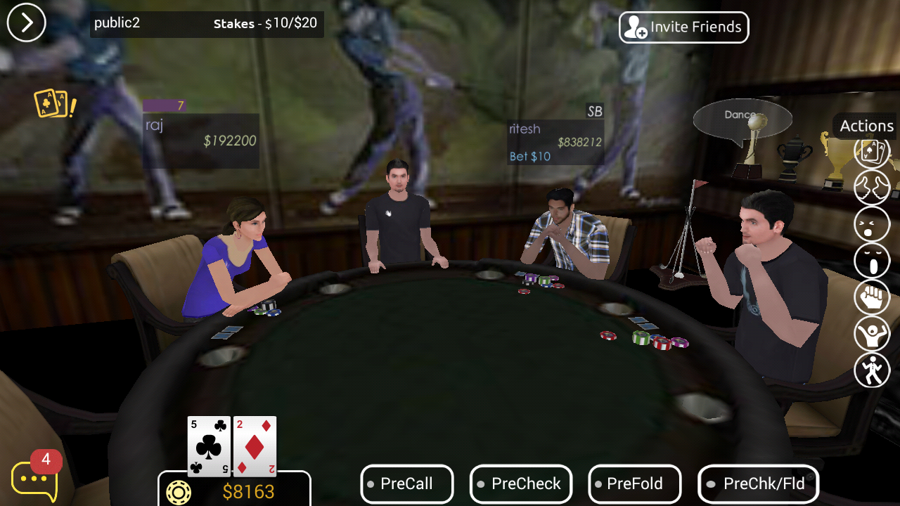 Online poker games to play with friends freezeout poker significado
