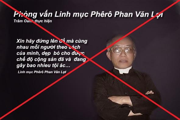 Linh mục Phan Văn Lợi