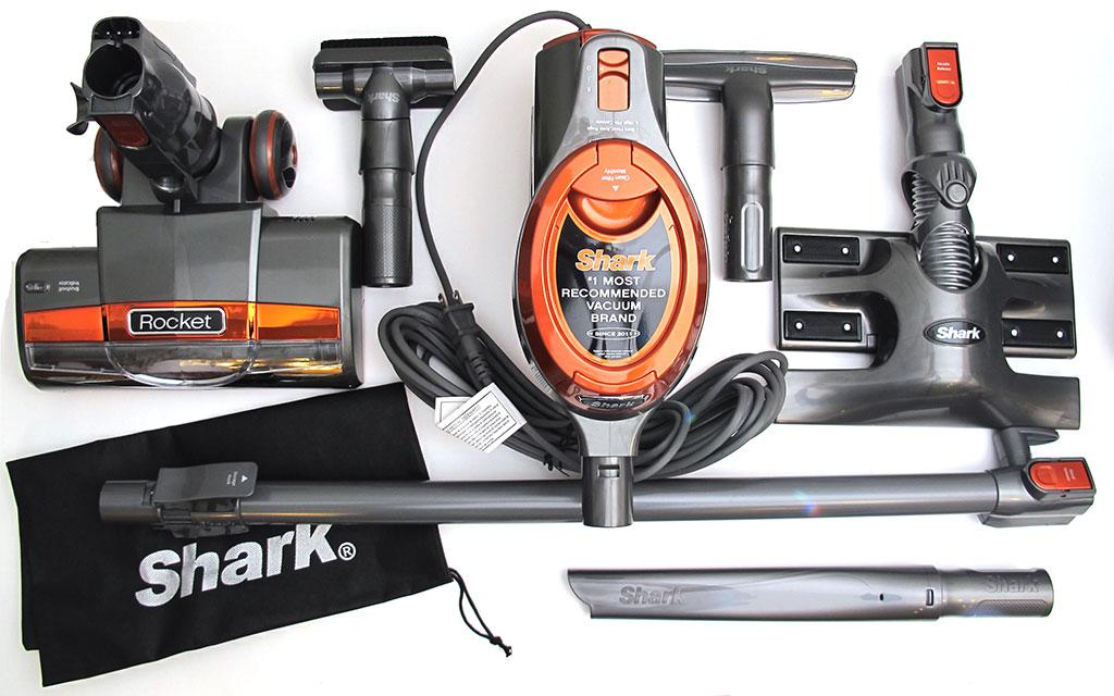 Shark Rocket HV302 attachments