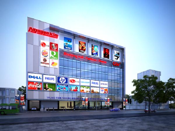Tổng quan về dự án trung tâm thương mại Nguyễn Kim Hải Phòng