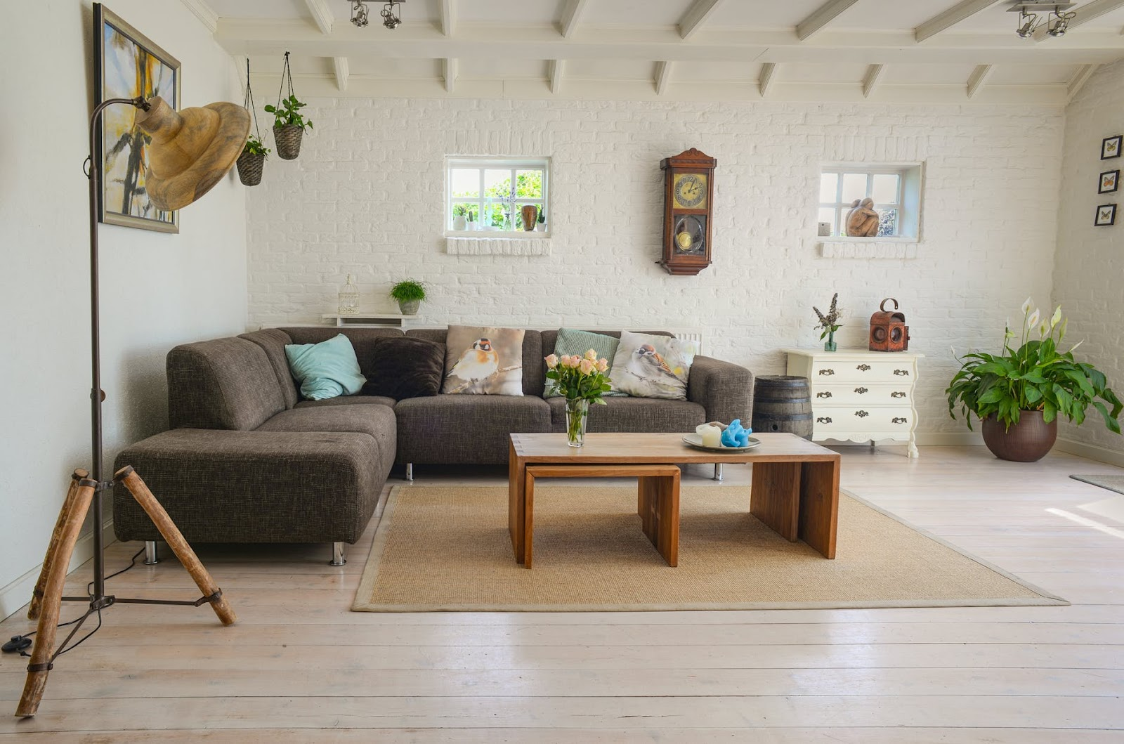 child-proofing your home - living room