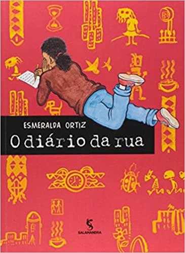 Capa de O diário da rua, de Esmeralda Ortiz