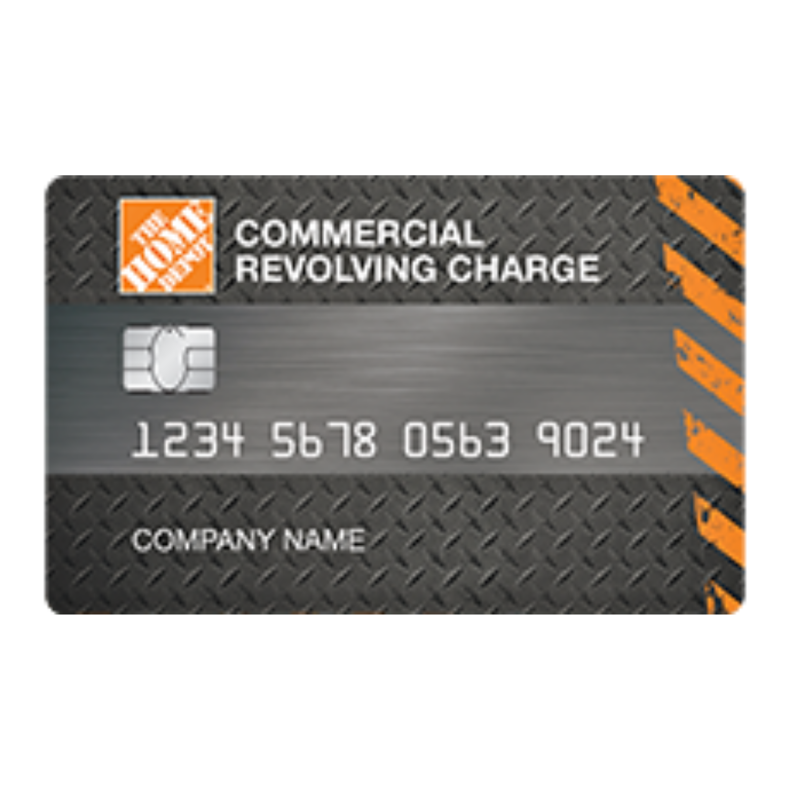 home depot commercial revolving charge