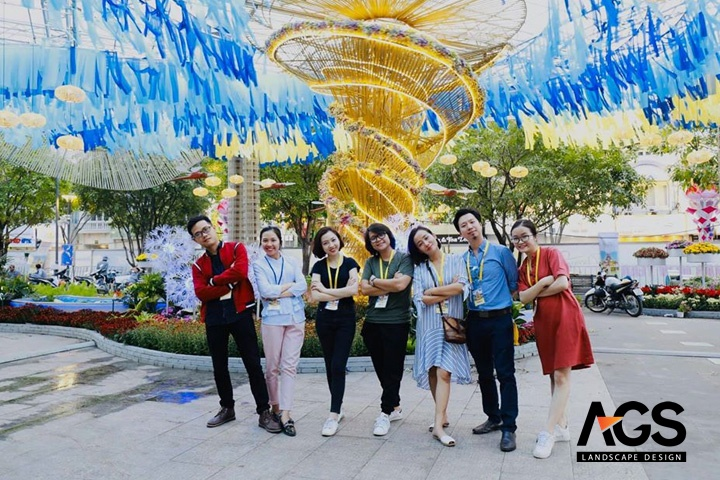 Đội ngũ kiến trúc sư chuyên nghiệp tại AGS