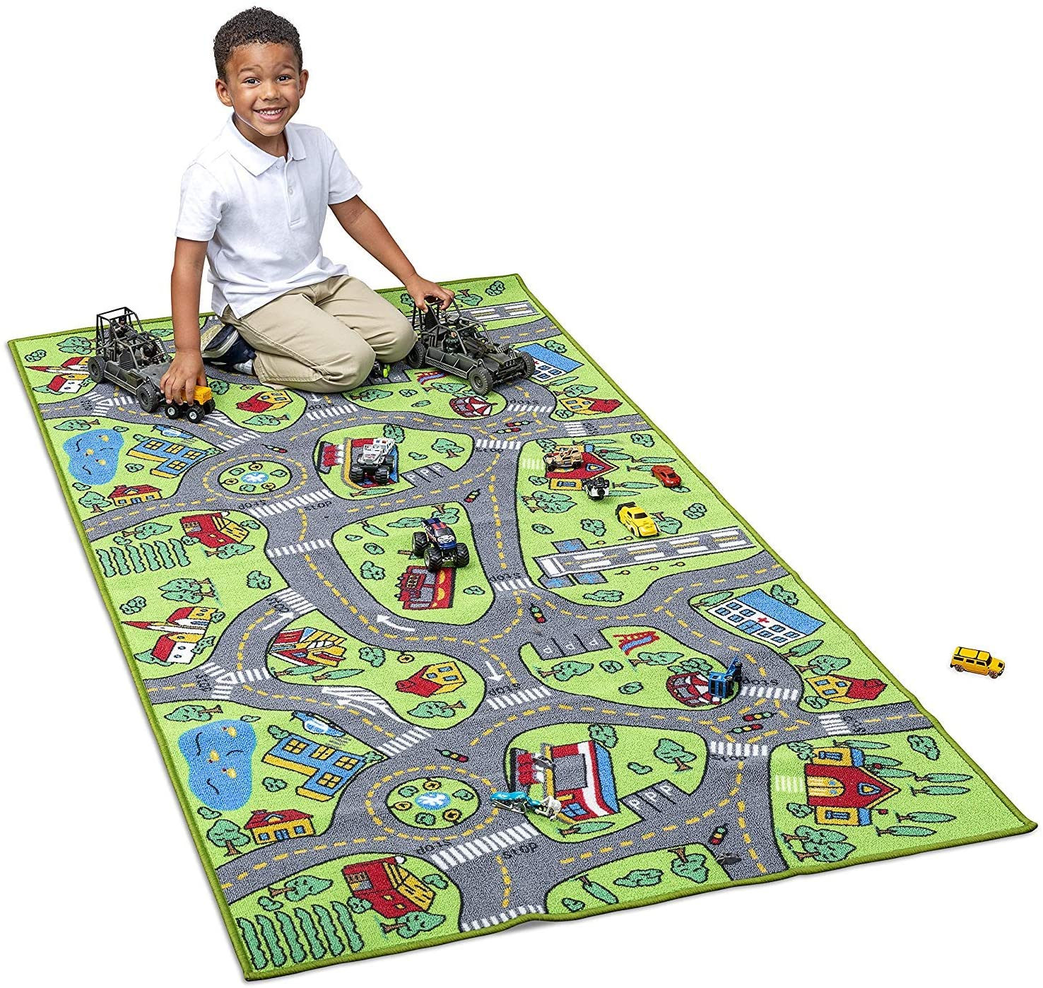 Kids Playroom Mat Area Rug