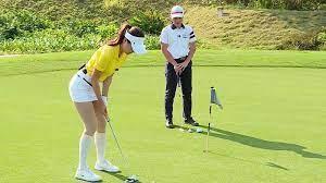 Yếu tố kỹ thuật cùng với loại gậy golf ảnh hưởng đến khoảng cách đánh.