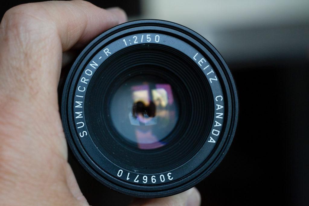 เลนส์แบบมาตรฐาน (Standard Lens)