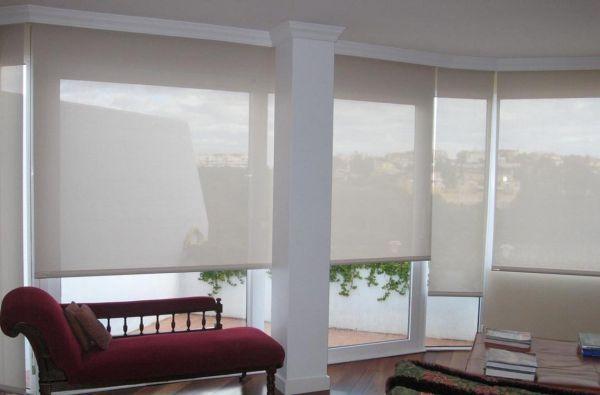 mejores tejidos screen para cortinas