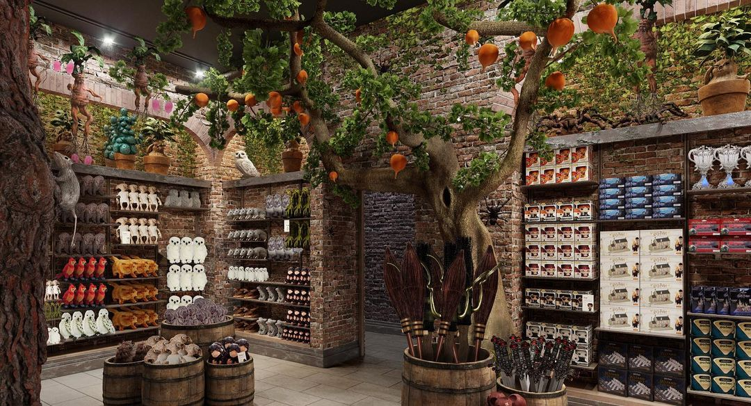 Cửa hàng Harry Potter lớn nhất thế giới mở cửa tại New York
