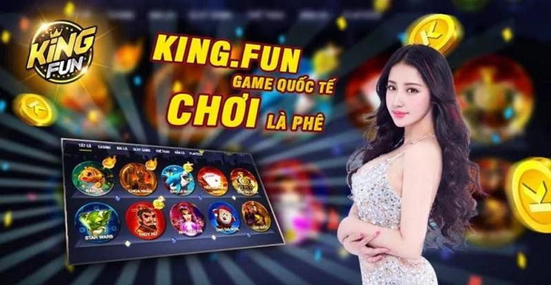 Cổng game bài hàng đầu quốc tế KingFun