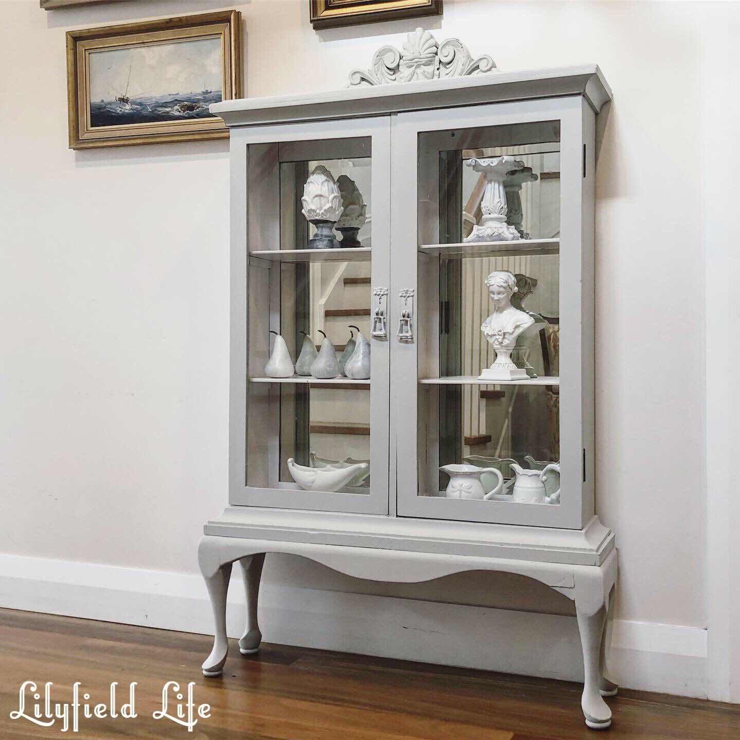 vintage china cabinet lilyfield life