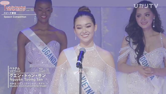 Tường San vào Top 8 'Hoa hậu Quốc tế 2019' - Báo Gia Lai điện tử - Tin  nhanh - Chính xác