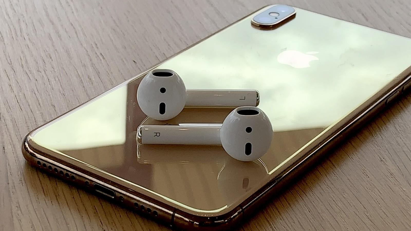 two airpods to one phone