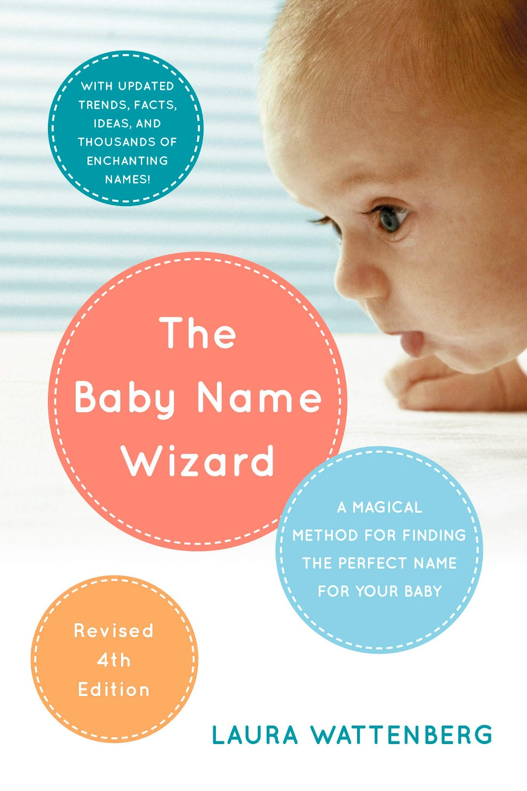 Best Informative Baby Name Book - The Baby Name Wizard