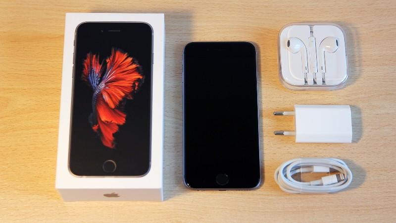 iphone 6s plus бу купить киев