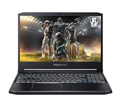 Imagem de notebook da marca Acer e modelo Gamer Predator Helius 300
