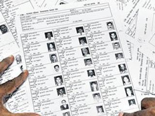 Election Voter List