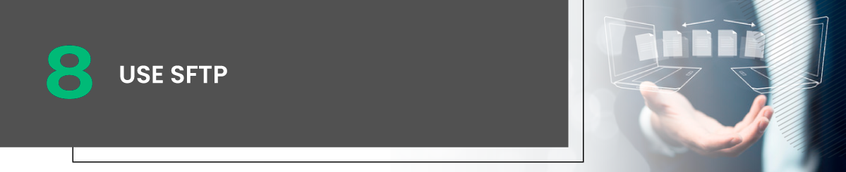 linux vps hosting use sftp