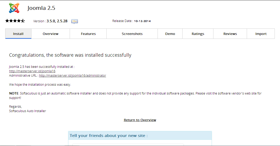 Mengatasi required php extention not found : mysqli