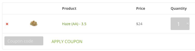 Buy My Weed Online Coupon Code